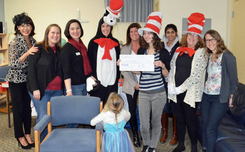 Read Across America Day with Pi Beta Phi