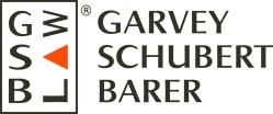 Garvey Schubert Barer logo and link