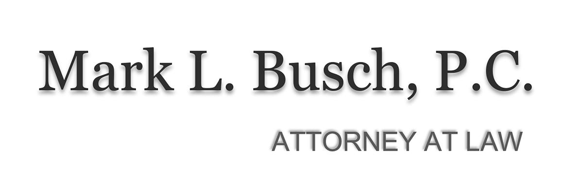 Logo for Mark Busch