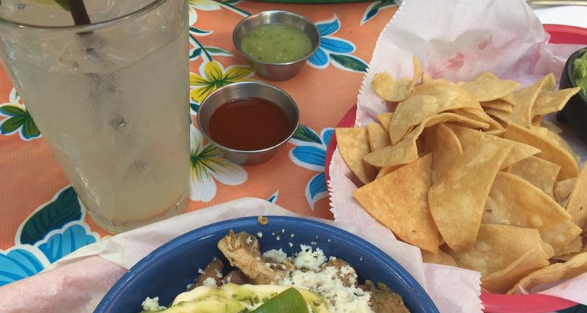 Photo of a meal at Por Que No Taqueria