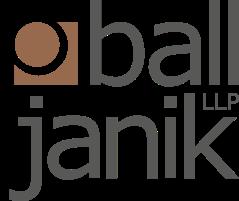 Logo for Ball Janik, Silver Level Sponsor